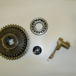 Bedford Gearbox Parts